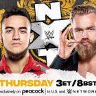 Résultats WWE NXT UK (5/20): A-Kid et Tyler Bate s'affrontent pour le championnat Heritage Cup