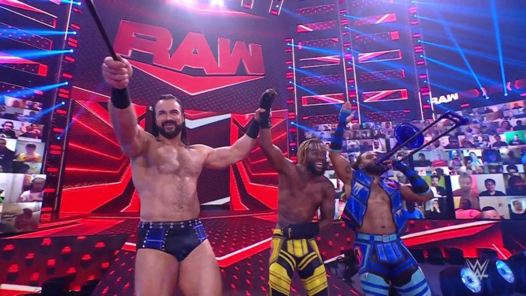 Résultats WWE Raw, récapitulation, notes: Kofi Kingston répond au défi ouvert de Bobby Lashley