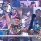 Rey et Dominik Mysterio deviennent le premier duo père-fils à remporter l'or par équipe à la WWE à Wrestlemania Backlash