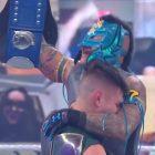 Rey et Dominik Mysterio entrent dans l'histoire en tant que premiers champions par équipe père / fils à WrestleMania Backlash