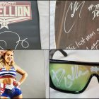Turnbuckle de rébellion signé par Kenny Omega et plus maintenant sur eBay - IMPACT Wrestling