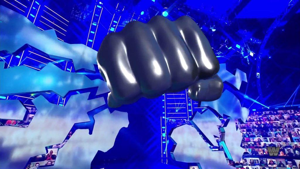 WWE SmackDown obtient la meilleure audience depuis des mois pour l'épisode Throwback