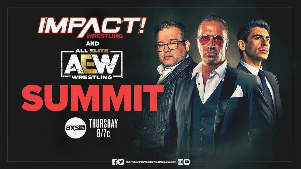 10 juin 2021 – IMPACT Wrestling