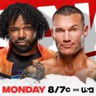 Résultats bruts de la WWE (31/05) - Randy Orton avec Riddle a vaincu Xavier Woods par Pinfall via un Bro-Derek;  Nikki Cross a survécu à Charlotte Flair dans un défi de 2 minutes