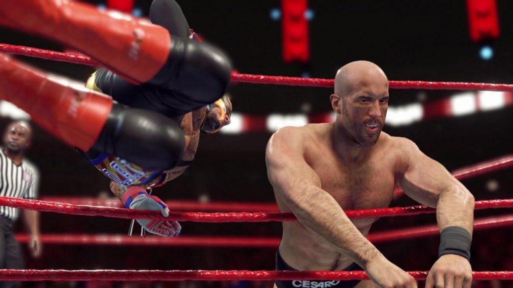 WWE 2K22 doit «toucher différemment» avec le contenu post-sortie