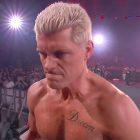 Cody Rhodes réagit enfin aux licenciements de la WWE
