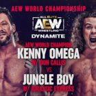Le match pour le titre mondial AEW déplacé vers l'épisode spécial du 26 juin de Dynamite