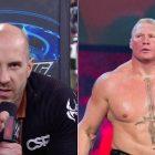 Cesaro sur la querelle de Seth Rollins;  la rumeur du retour de Brock Lesnar à la WWE