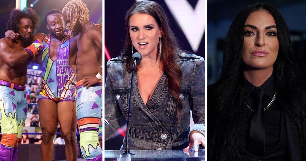 Le repêchage 2021 de la WWE a besoin de ces changements pour ne pas être un flop