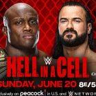 WWE Hell in a Cell 2021: Comment regarder, commencer les heures et faire correspondre la carte