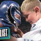 Dominik Mysterio était le centre d'attention lors de la querelle de Rey Mysterio avec Eddie Guerrero