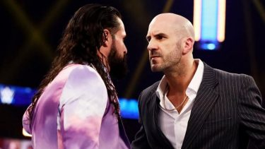 Seth Rollins and Cesaro will face at Hell in a Cell