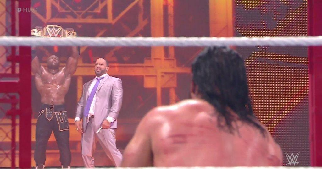 WWE Hell in a Cell 2021: mises à jour en direct, résultats, faits saillants et classements des matchs