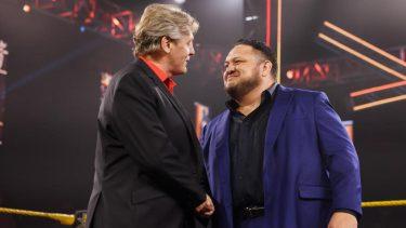 Pourquoi Samoa Joe ne devrait pas lutter dans NXT
