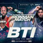 3 juin 2021 – IMPACT Wrestling