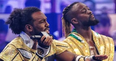 Carte mise à jour après le WWE Raw de ce soir