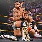 Christian Casanova fait ses débuts sur WWE NXT en tant que Carmelo Hayes -