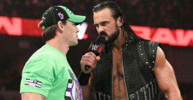 Drew McIntyre veut un match de rêve avec John Cena