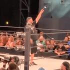 Eddie Kingston prend des photos à la WWE après AEW Dynamite