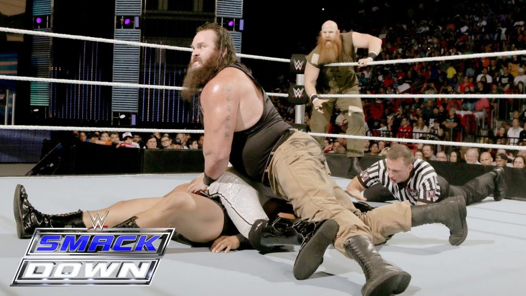 Erick Rowan parle de la sortie de Braun Strowman à la WWE
