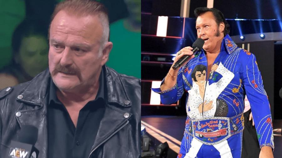 Honky Tonk Man dit que Jake Roberts a menti sur les trésors les plus recherchés de la WWE, le coup de guitare n'a pas déclenché sa toxicomanie