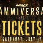 IMPACT Wrestling accueille les fans au Slammiversary - Les billets seront mis en vente le vendredi 4 juin à 10h HE