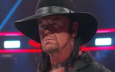 L'Undertaker et d'autres à temps partiel sur la liste interne pour le repêchage de la WWE