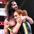 La WWE félicite Becky Lynch et Seth Rollins pour leur mariage