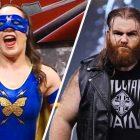 Nikki Cross réagit à la libération de son mari par la WWE, Killian Dain