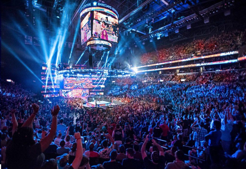 Pourquoi les actions de la WWE ont bondi de 21,5% aujourd'hui