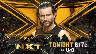 Résultats en direct de WWE NXT, vos commentaires et soirée de visionnage