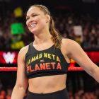 Ronda Rousey aurait tourné avec Paul Heyman et D-Von Dudley à l'ECW Arena