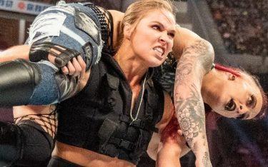 Ronda Rousey retirée pour une revanche contre Ruby Riott à la WWE