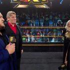 Samoa Joe revient à WWE NXT pendant le segment avec William Regal et Karrion Kross