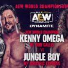 Si vous pensez que Jungle Boy ne peut pas battre le champion du monde AEW Kenny Omega samedi, vous devriez regarder cette vidéo