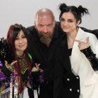 Triple H sur l'EP Drop de Poppy pendant WWE NXT, WWE - Sumerian Records Partnership
