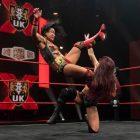 Meiko Satomura est la nouvelle championne féminine NXT UK