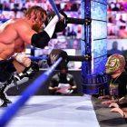 "Wesley Blake à la fin de ""Blake and Murphy"" dans WWE NXT"