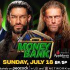 WWE Money in the Bank 2021: Comment regarder, heures de début, carte complète et NBC Peacock