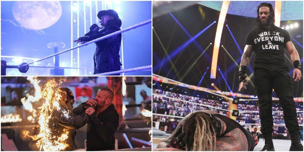 10 meilleurs moments de l'ère WWE Thunderdome