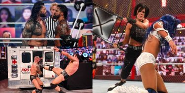 Les 10 meilleurs matchs de l'histoire de la WWE Thunderdome