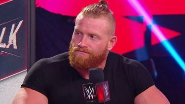 Buddy Murphy worked for WWE between 2013 and 2021
