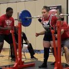 La star d'IMPACT Knockouts bat des records dans la compétition de dynamophilie en Géorgie
