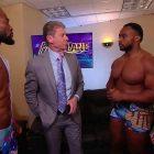 Réaction des vestiaires de la WWE à la victoire de Big E Money in the Bank