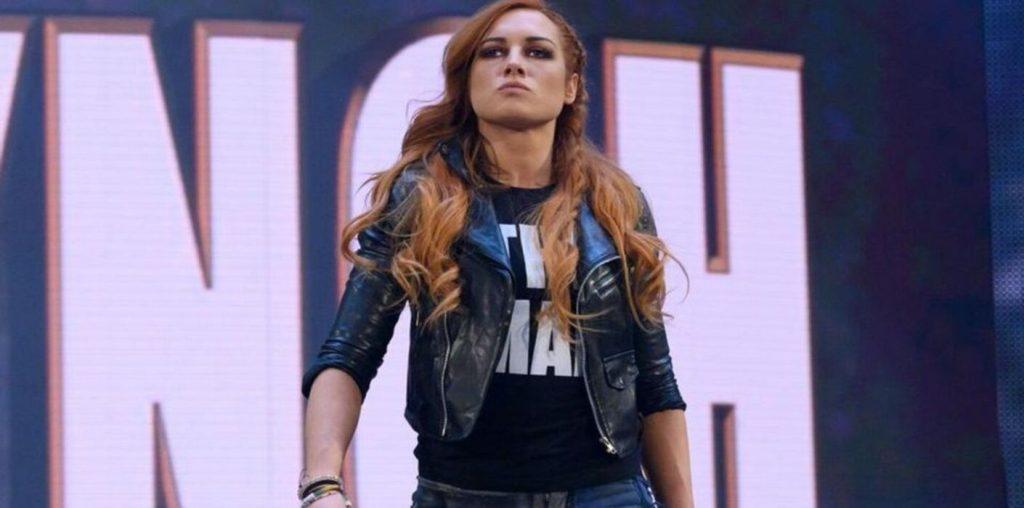 [Report] Mise à jour des coulisses sur le statut WWE de Becky Lynch, calendrier de retour possible