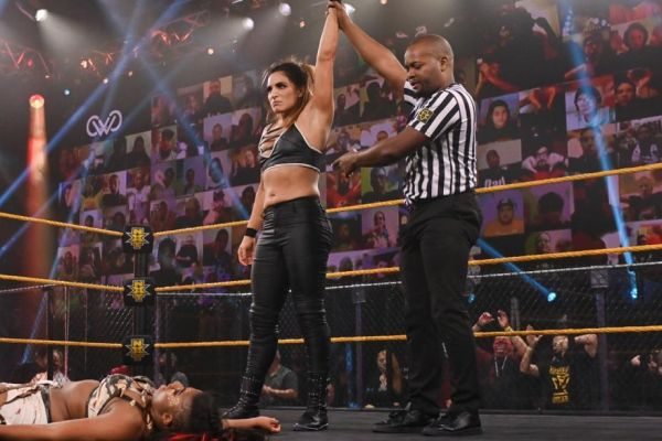 5 femmes qui pourraient être la prochaine superstar du Main Event de NXT