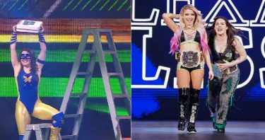Nikki A.S.H was able to become Miss Money in the Bank earlier tonight