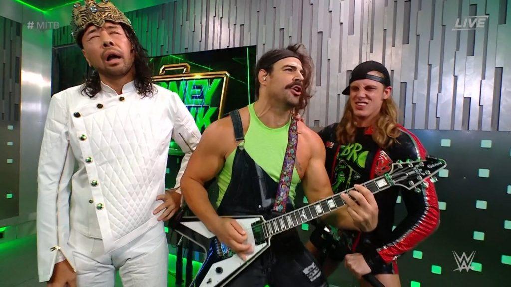 Backstage News sur les problèmes de streaming de la WWE Money In The Bank, Peacock répond aux fans