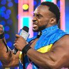 Big E sur son mont.  Rushmore Of Tag Teams, Conor McGregor à la WWE