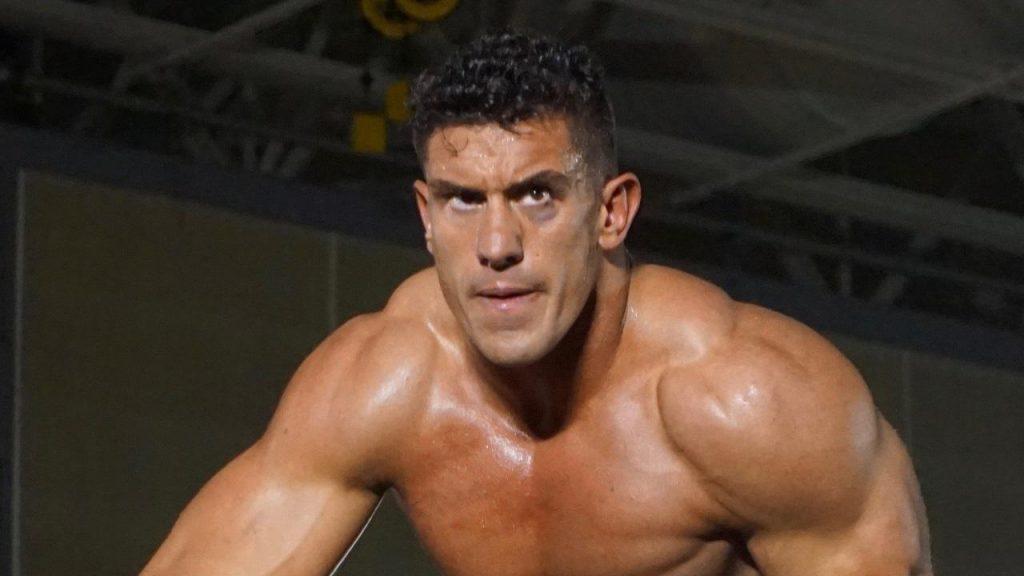 EC3 dit de demander à la WWE pourquoi il a été libéré